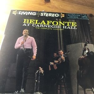 📦Vintage Harry Belafonte album